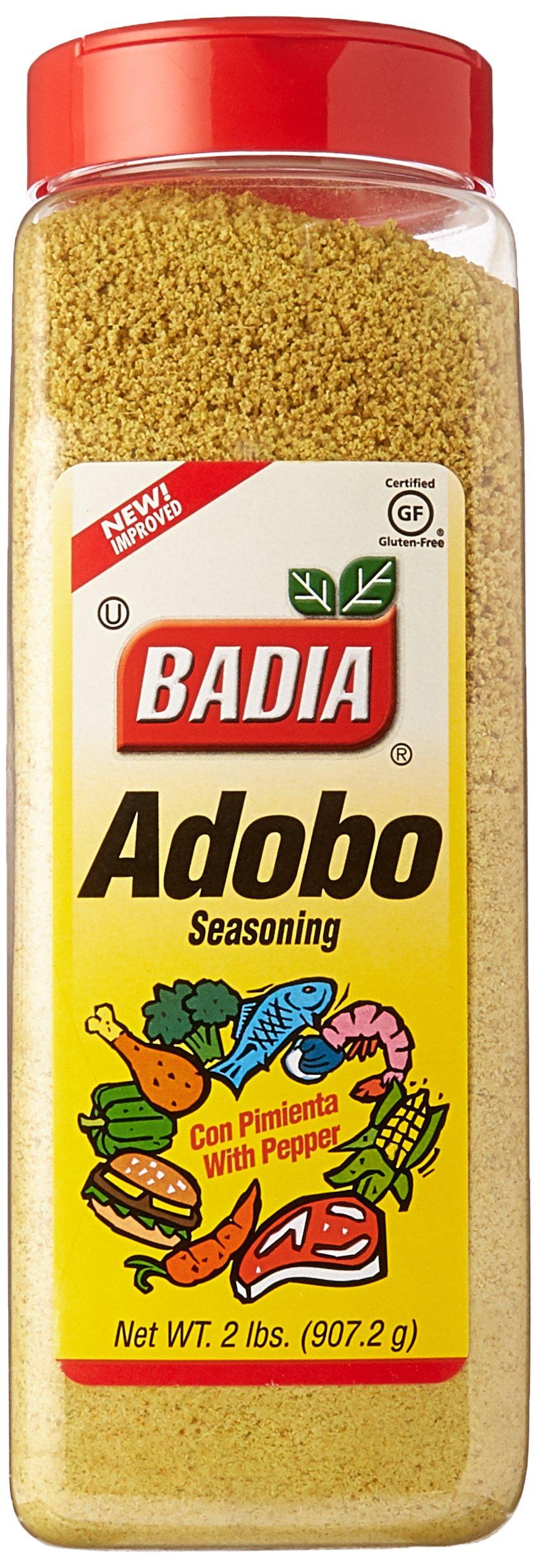 Badia Adobo with Pepper 2 lb
