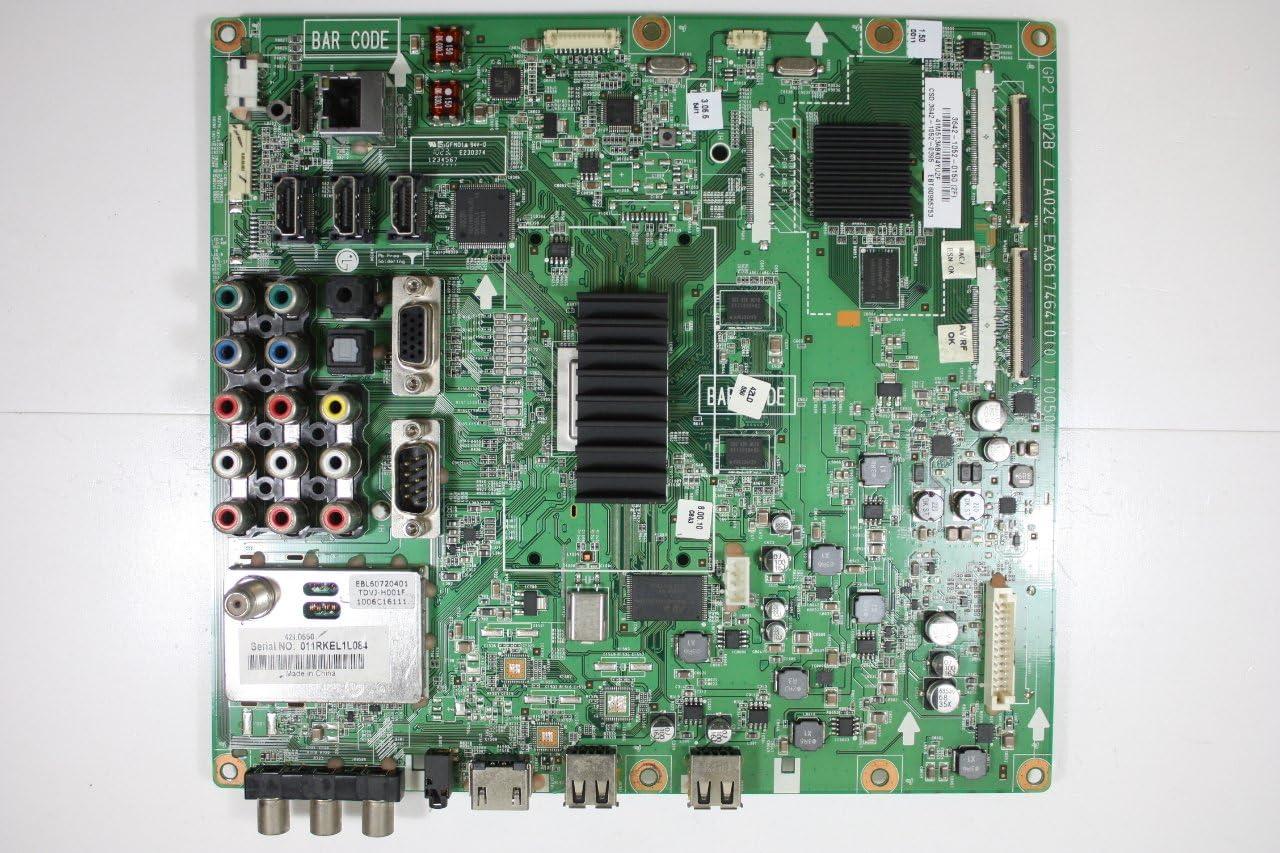 LG 42 42LD550-UB CUSWLHO 3642-1052-0395 Main Video Board ...