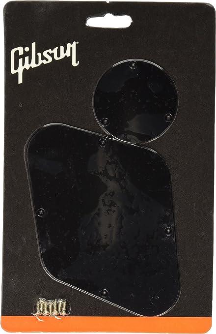 Gibson Black Backplate Combo