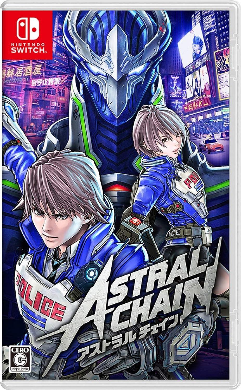 Astral Chain For NINTENDO SWITCH REGION FREE JAPANESE VERSION: Amazon.es: Juguetes y juegos