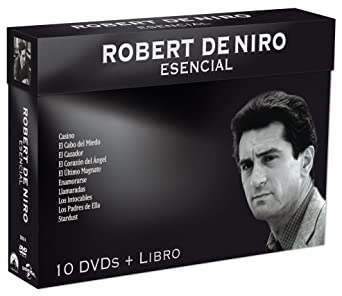 Pack 2012: Robert De Niro [DVD]: Amazon.es: Alan King, Andy Garcia, Ben Stiller, Blythe Danner, Charles Martin Smith, Charlie Cox, Claire Danes, Dianne Wiest, Don Rickles, Donald Pleasence, Donald Sutherland, Jack Nicholson,