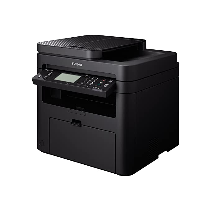 Canon MF229DW - Impresora láser multifunción (A4, 27 ppm, USB, Red, ADF, Panel táctil, fax, escáner) Color Negro