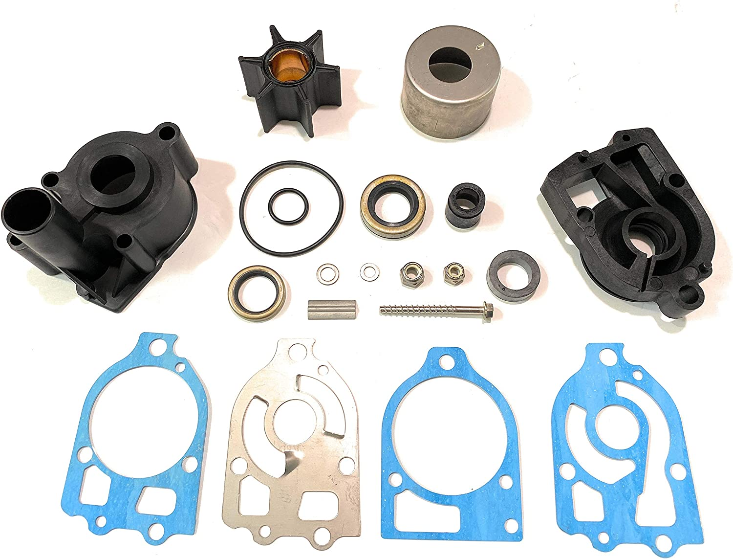 UPPER PUMP HOUSING KIT 18-3517 **NEW** PART NO WITHOUT BASE