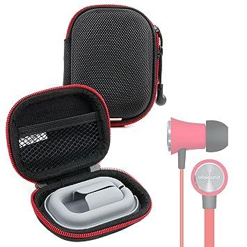 DURAGADGET Funda / estuche rígida para auriculares Toplus 565111-SL / Trinity Audio Phantom Air