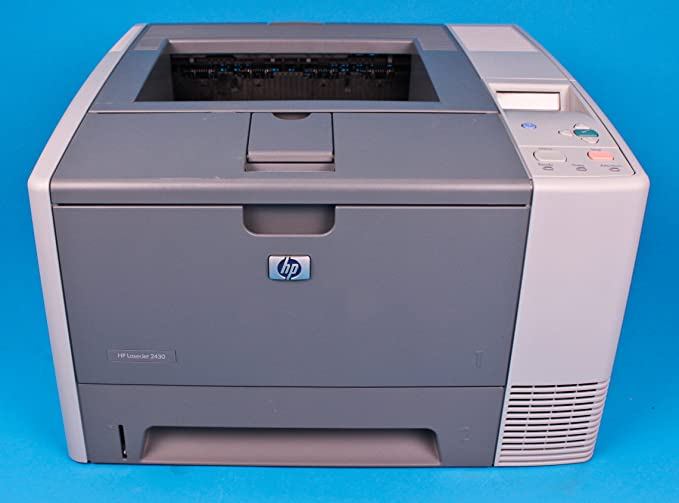 HP2430N PRINTER WINDOWS 7 64 DRIVER