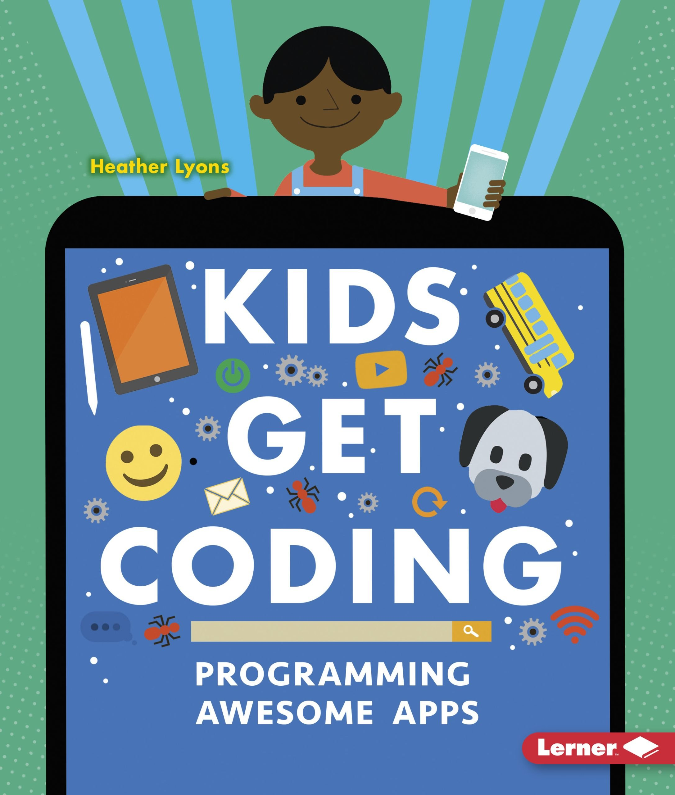 Download Programming Awesome Apps (Kids Get Coding) pdf