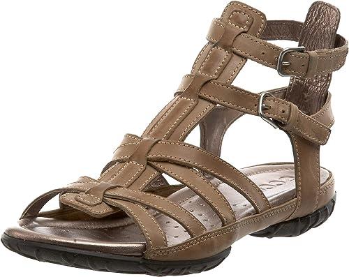 | ECCO Women's Groove Gladiator Ankle Strap