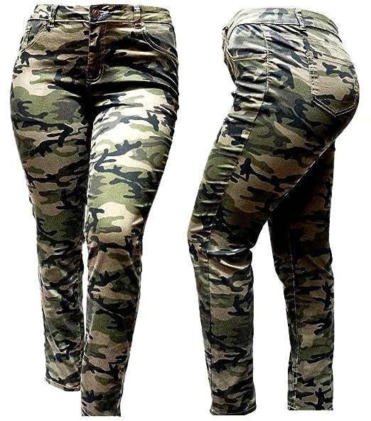 Amazon.com: Jack David MIJEANS1826 JD S-Look - Pantalones ...