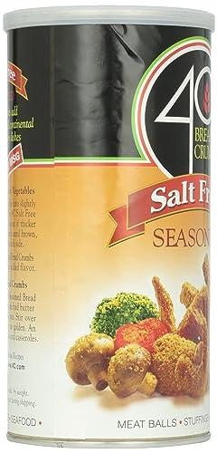4 C NO Sazonado migas de pan de sal, 12 oz (Pack de 1 ...