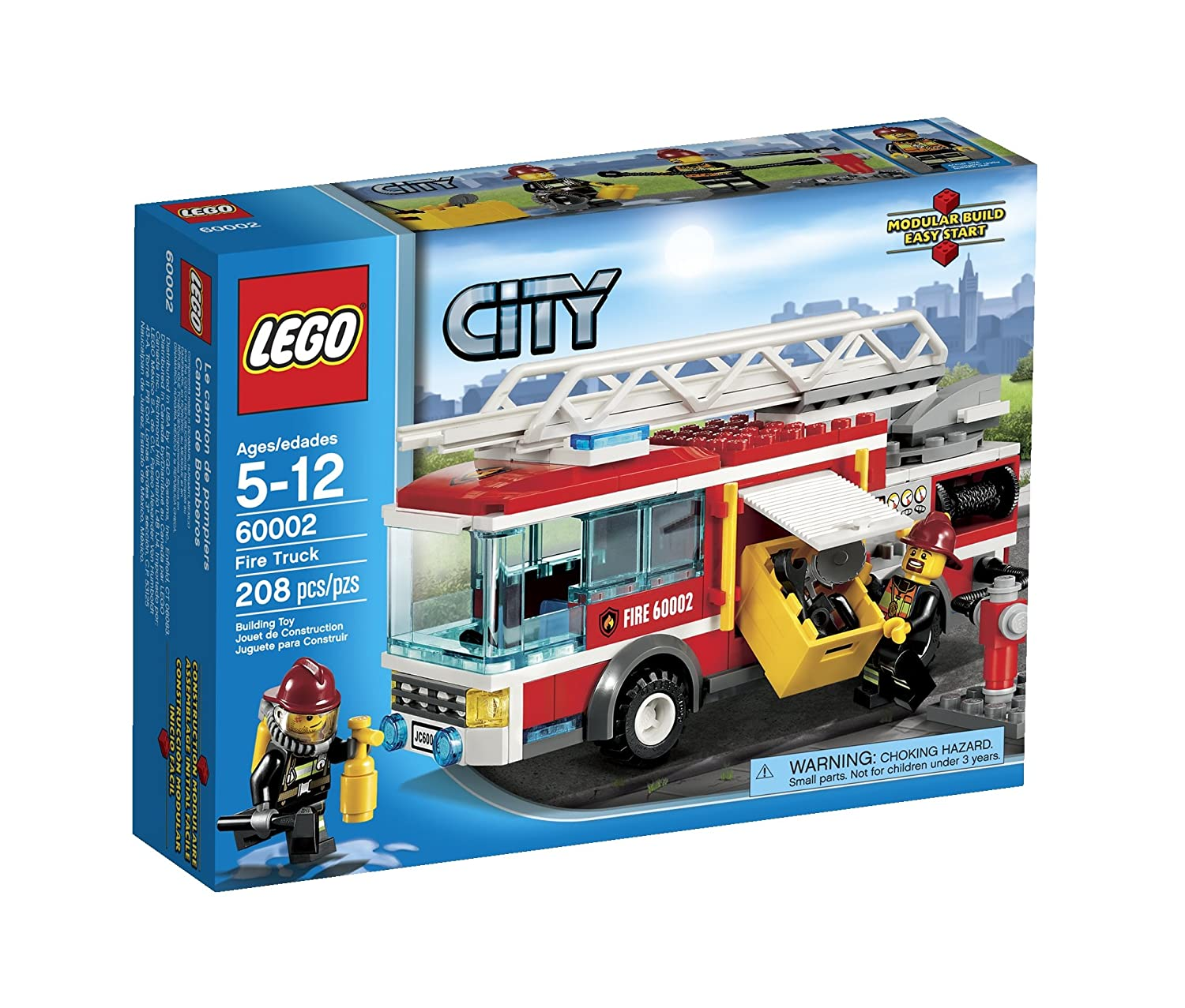 Top 9 Best LEGO Fire Truck Sets Reviews in 2021 10