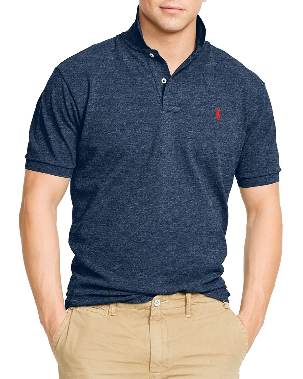 At Big Amazon And Shirt Men's Lt Ralph Lauren Tall Polo Blue yIgmfY76bv