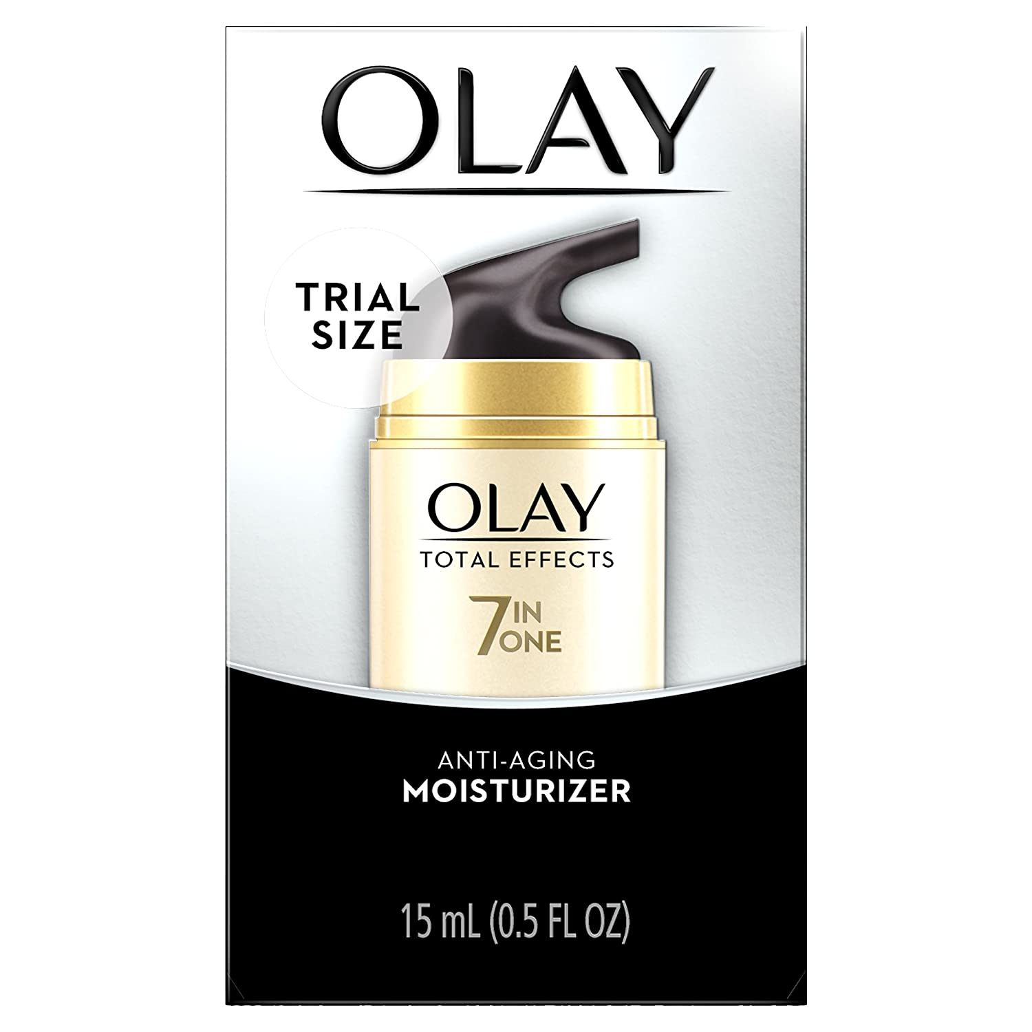 Olay Total Effects 7-In-One Anti-Aging Moisturizer 15ml (.5fl.oz.) TRIAL SIZE