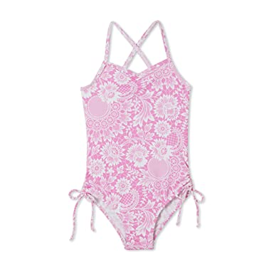 3b9a45eea3 Image Unavailable. Image not available for. Color  STELLA COVE Pink Girls  Swimwear