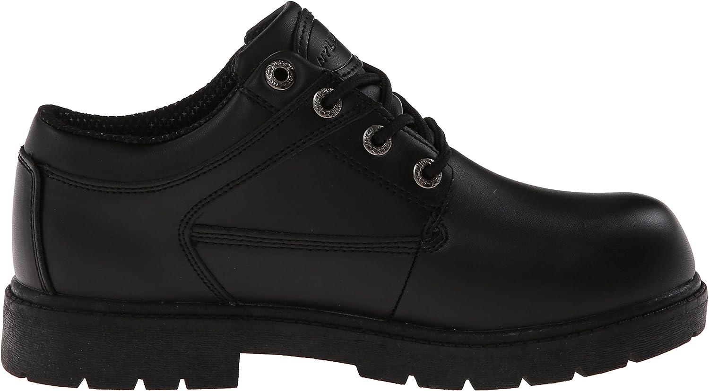 Lugz mens Savoy Slip Resistant Oxford Black 8 3E US