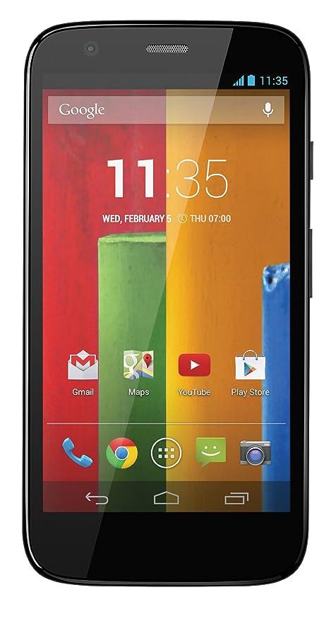 "Motorola SM3718AE7B1 - Smartphone libre Android (pantalla 4.5"", cámara 5 Mp, 8"