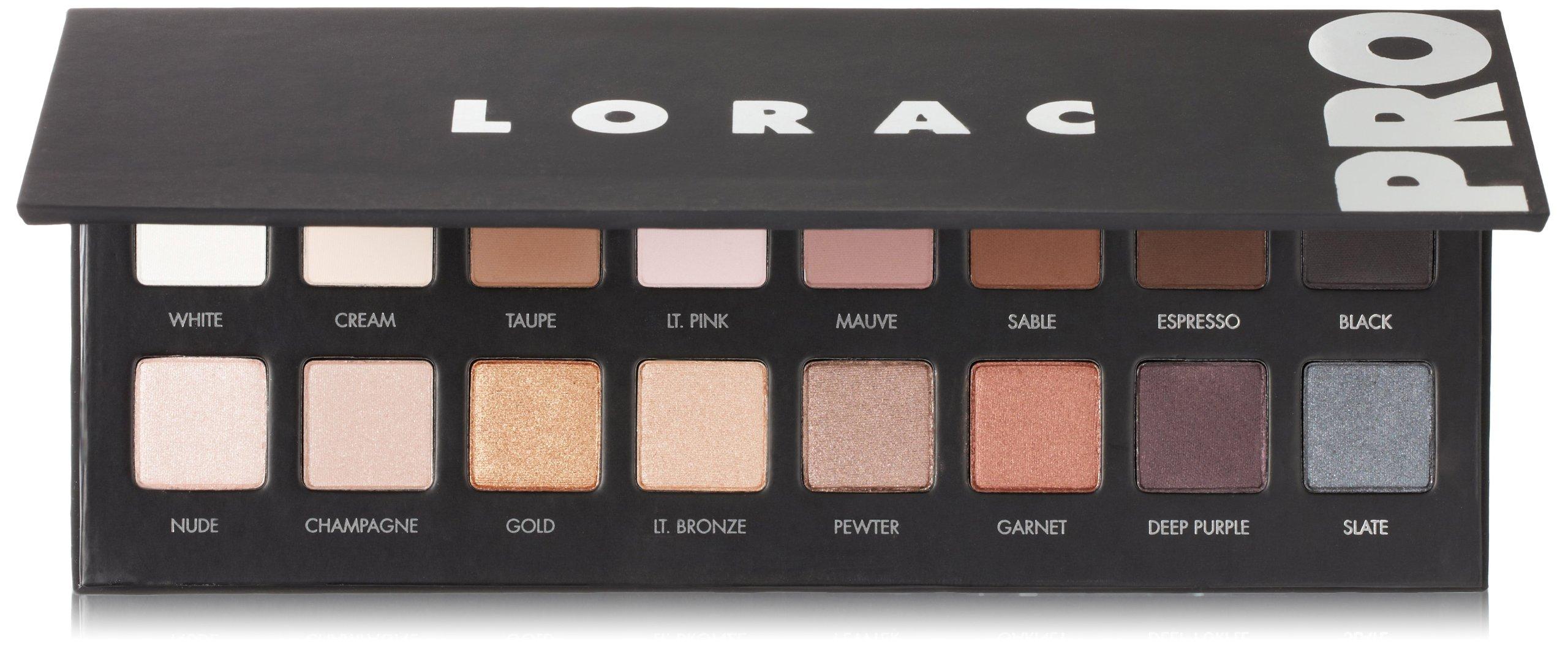 Amazon lorac eye shadow pro palette 3 luxury beauty lorac pro palette baditri Gallery