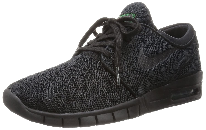 Nike Herren Stefan Janoski Max Sneaker, Orange, 47.5 EU  46|Schwarz / Gr眉n (Schwarz / Schwarz-kiefer-gr眉n)