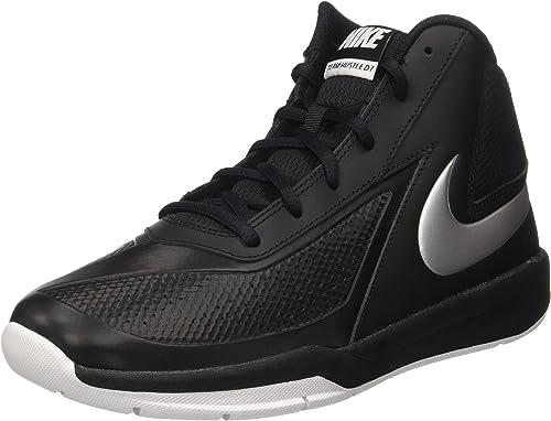 Nike Team Hustle D 7 (GS), Zapatillas de Baloncesto para Hombre ...