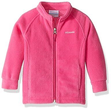 2e131f22e Amazon.com  Columbia Baby Girls  Benton Springs Fleece Jacket  Clothing