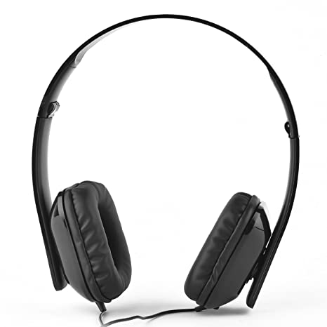 706c5023000 Ambrane Ultra Comfortable Wired Headphone HP-11 With: Amazon.in: Electronics