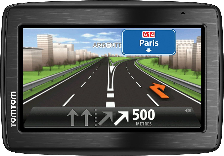 Mappa Italia X Tomtom.Tomtom Via 135 M Europa Con Mappe Gratis A Vita 5 Iq Routes Nero Versione Italia Amazon It Elettronica