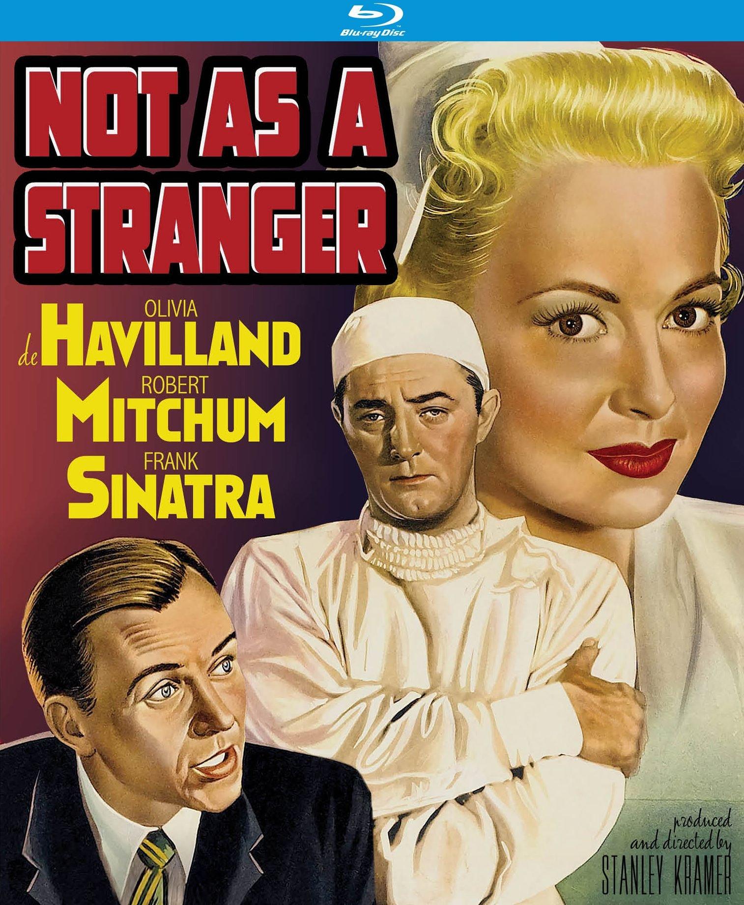 Blu-ray : Not as a Stranger (Blu-ray)
