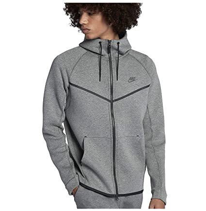 eb14f4db Nike Mens Tech Fleece Windrunner Full Zip Hoodie 805144-091