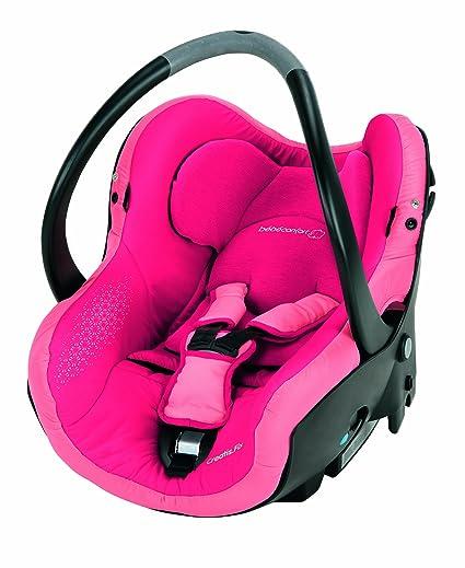 Sillita de coche (de 0 a 12 meses) Creatisfix Origami rose ...