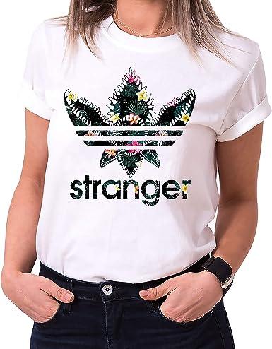 Tee Kiki Stranger Lola - Camiseta para Mujer de Cuello ...