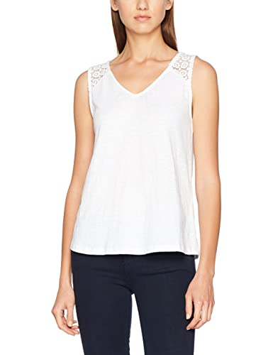 ESPRIT 057ee1k005, Camiseta para Mujer