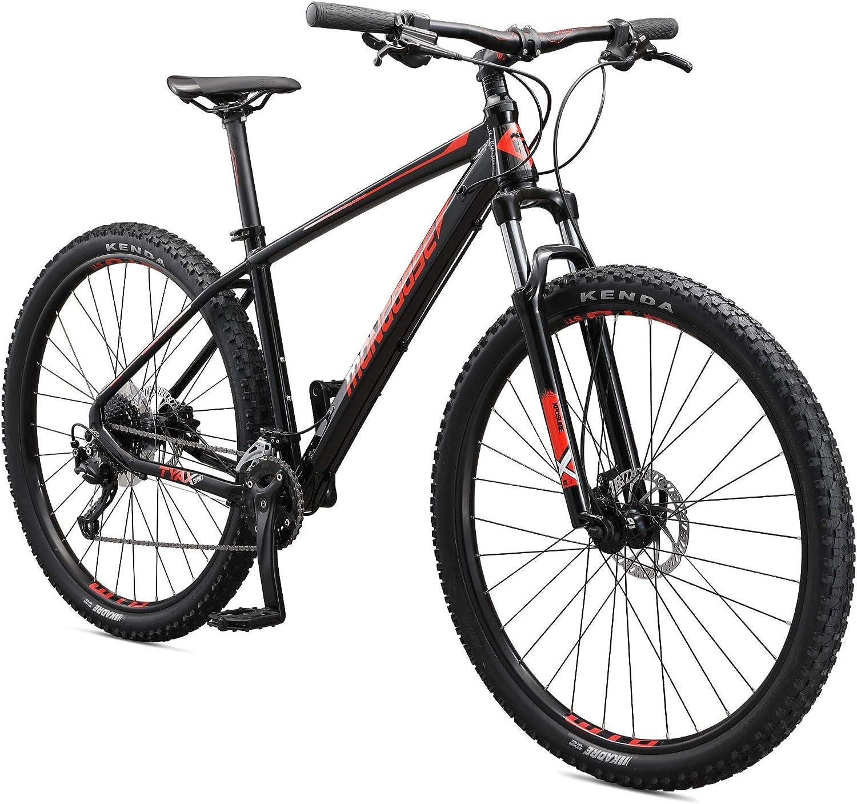 Mongoose Tyax Comp - the best rigid trial bike