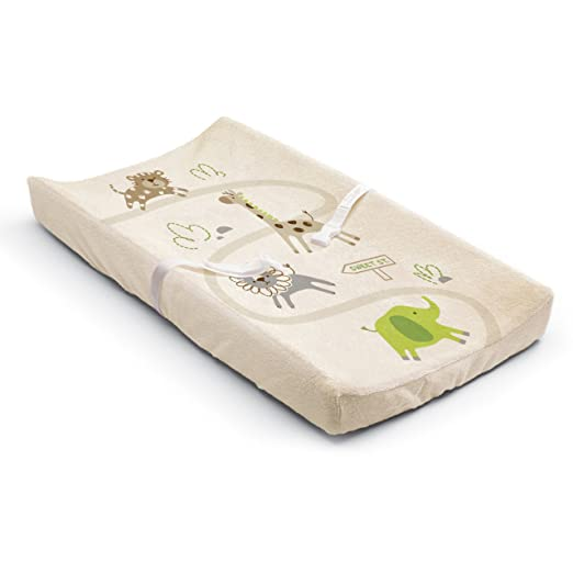 Summer Infant Ultra Plush Changing Pad Cover Review
