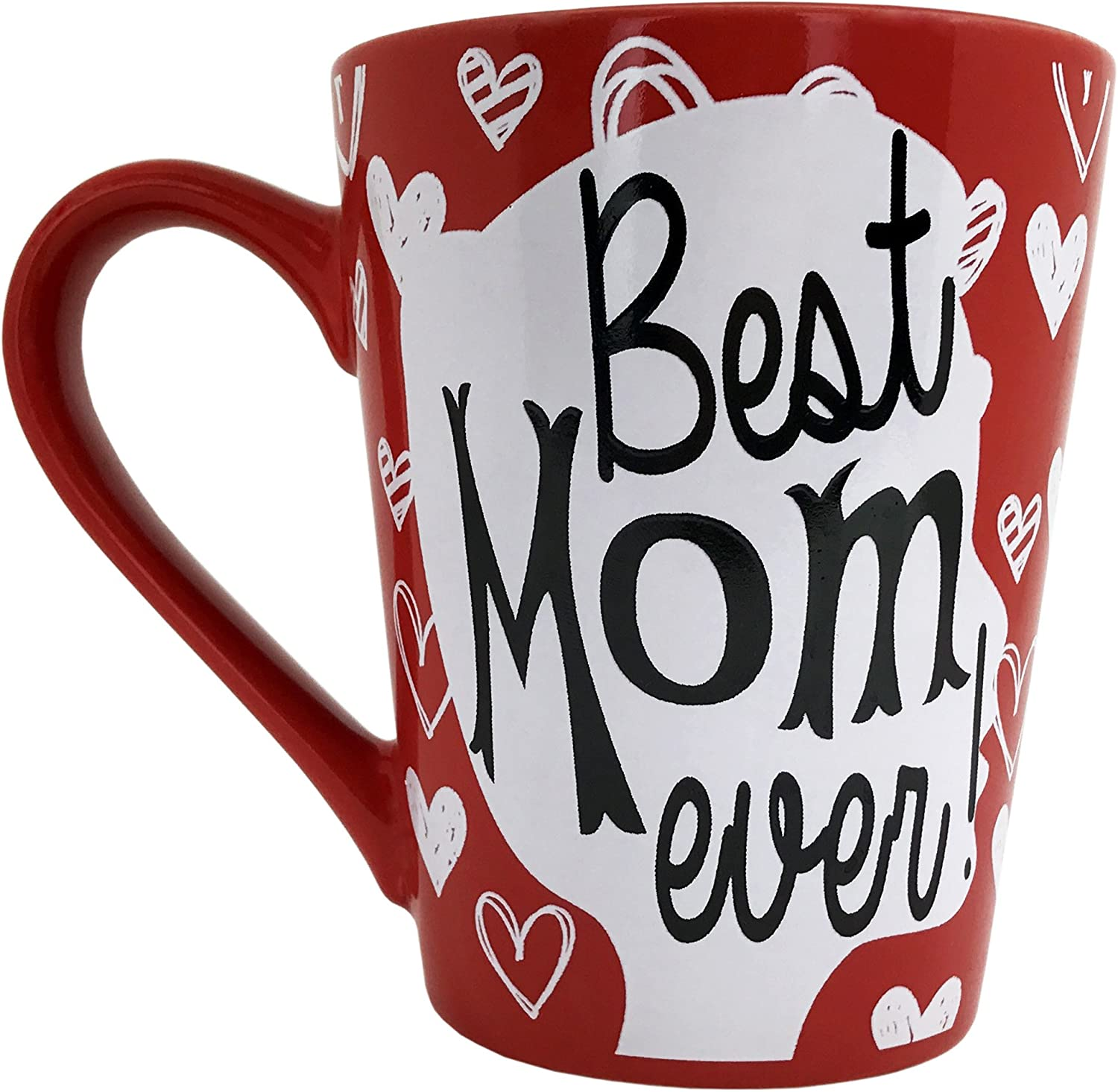 No.1 Mum Tea For One Set Gift Boxed Great Birthday Mothers Day Christmas Present