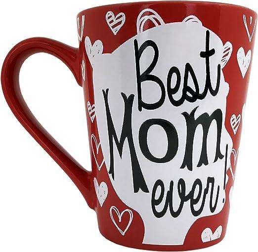Amazon.com: Taza de café para el día de la madre, regalos ...