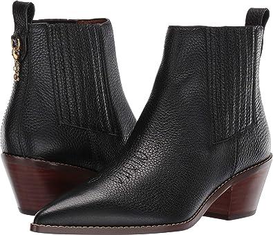 b6638f139 Amazon.com   Coach Women's Melody Western Stitch Bootie   Ankle & Bootie