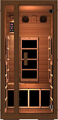 JNH Lifestyles MG101RB Freedom Infrared Sauna