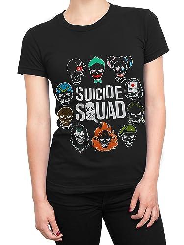 Suicide Squad Camiseta Para Mujer