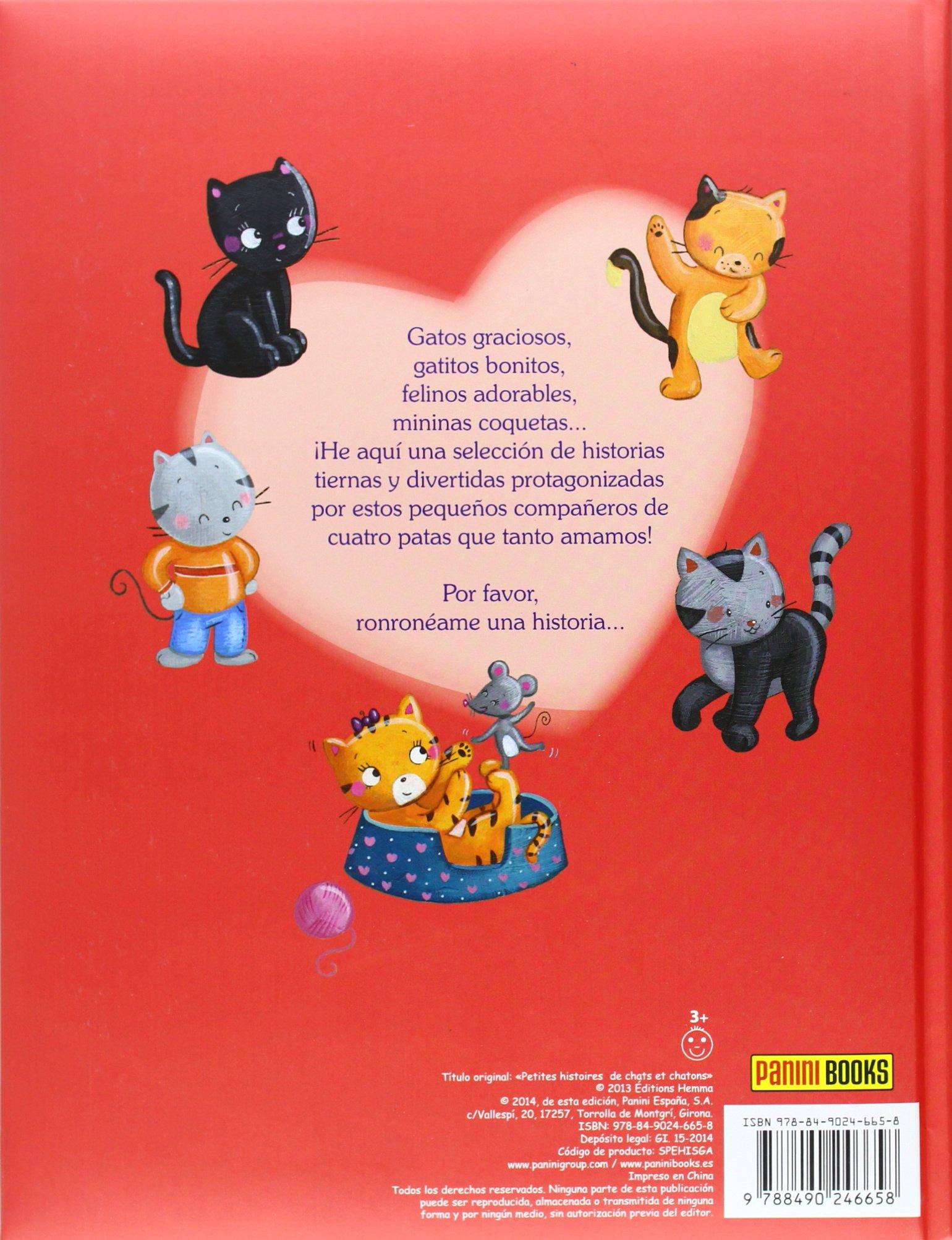Pequeñas Historias De Gatos Y Gatitos Pequeñas Historias Gatos ...