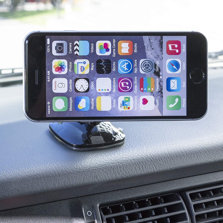 Mobilefox 360 Magnet Auto Kfz Handy Halterung Halter Elektronik