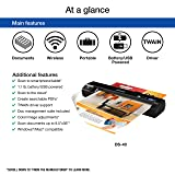 Epson WorkForce DS-40 Wireless Portable Document