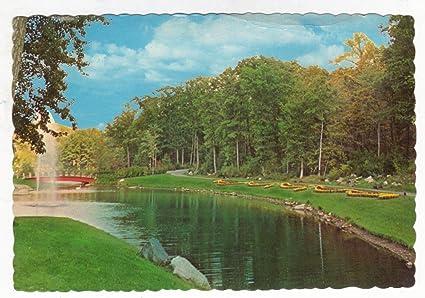 Group of 13 Sterling Forest Gardens Tuxedo, New York Vintage ...
