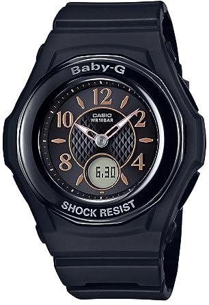Amazon.com  CASIO BABY-G Tough Solar Multi-Band 6 BGA-1050B-1BJF ... 79cb42e2b6