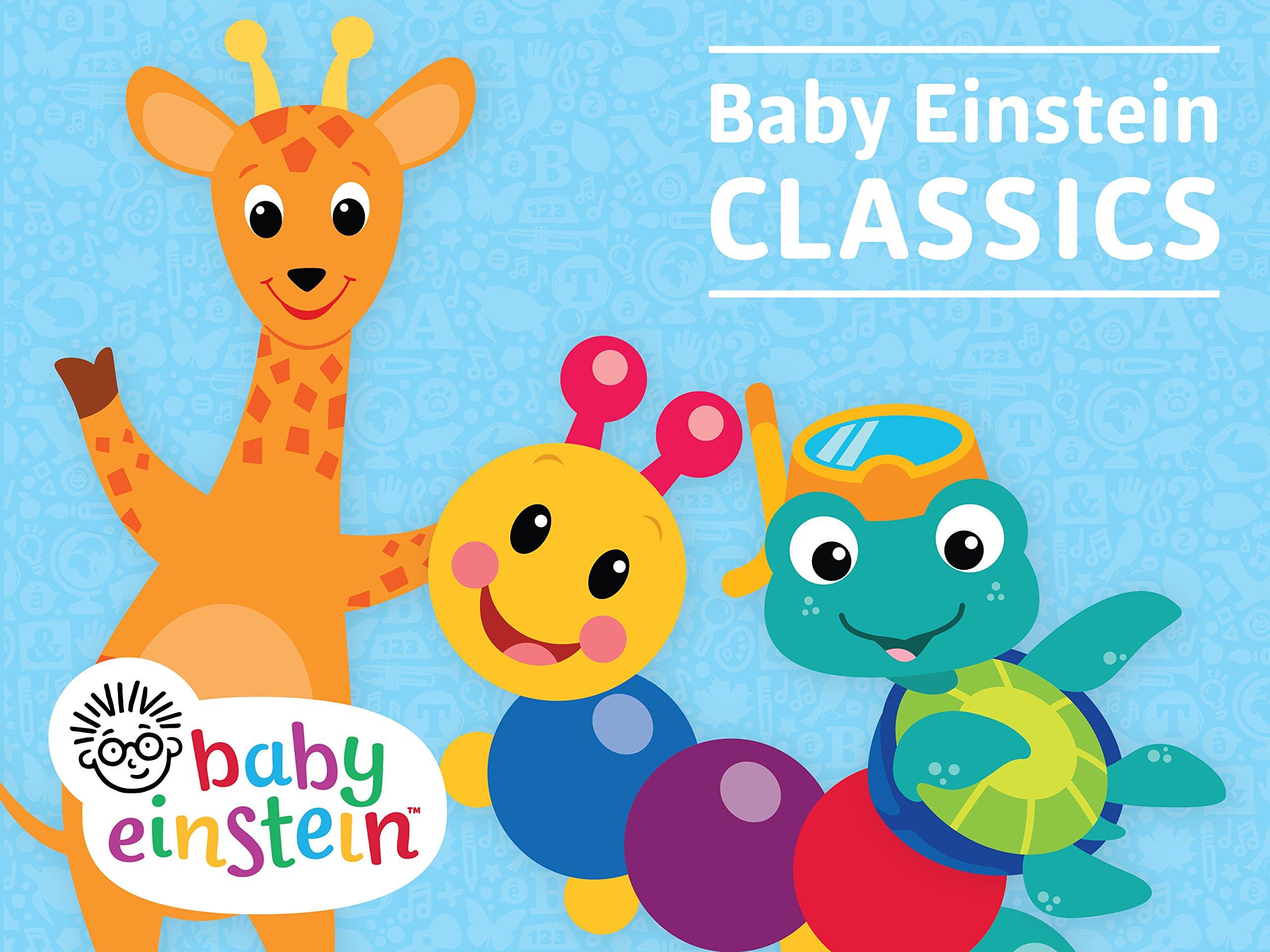 e05e12d61b9d26 Amazon.com  Watch Baby Einstein Classics