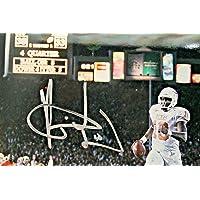 $132 » Vince Young Signed Texas Longhorns UT 2005 ROSE BOWL CHAMPS Autographed 8x10 JSA - Autographed College Photos
