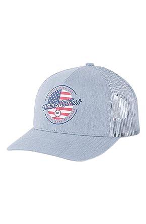 TravisMathew Mens The Dash Hat