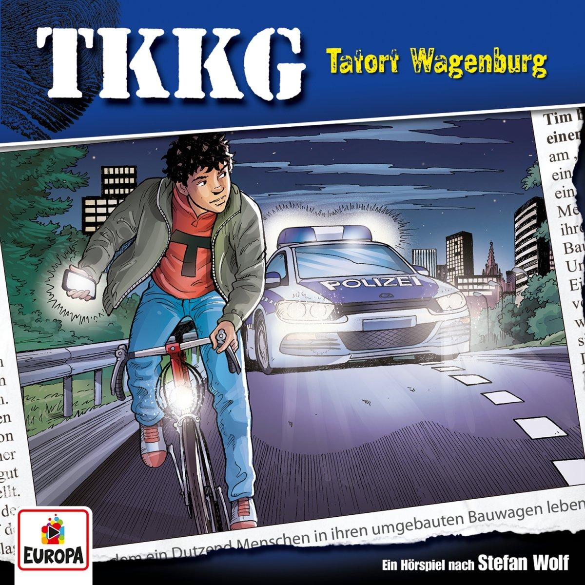 196 Tatort Wagenburg