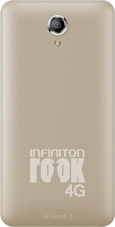 Smartphone INFINITON Rook 4G QuadCore-16GB-2GB Ram: Amazon.es ...
