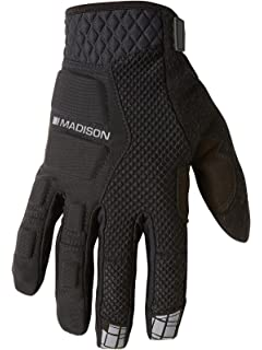 Madison Roam men/'s gloves white medium