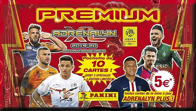 Panini- 1 Funda Premium ADRENALYN XL Liga 1 2019-20, 2526-045 ...