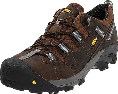 faa4a69c926f KEEN Utility Men s Detroit Low ESD Steel Toe Work Boot